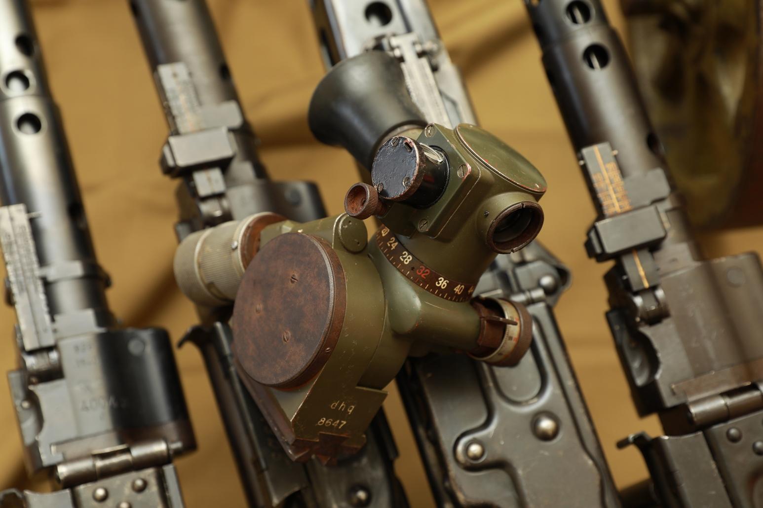 Фото Прицел MG Z.34 dhq #8647 на станок MG 34
