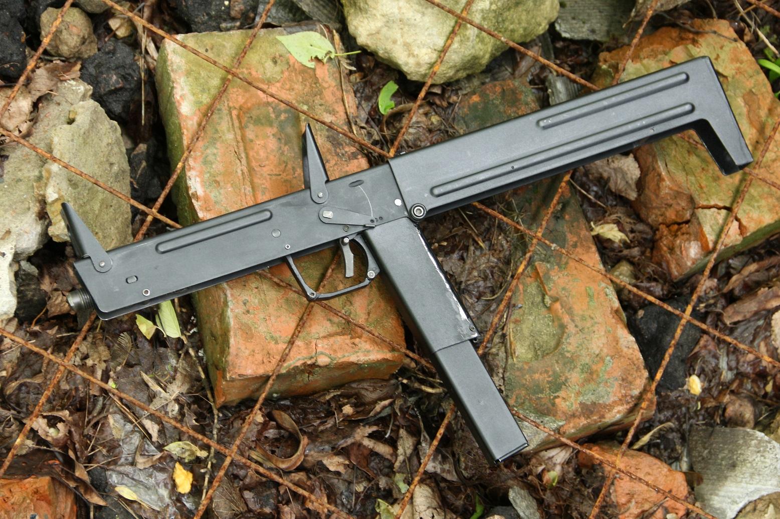 Пистолет-пулемет ПП-90, опытная конструкторская версия