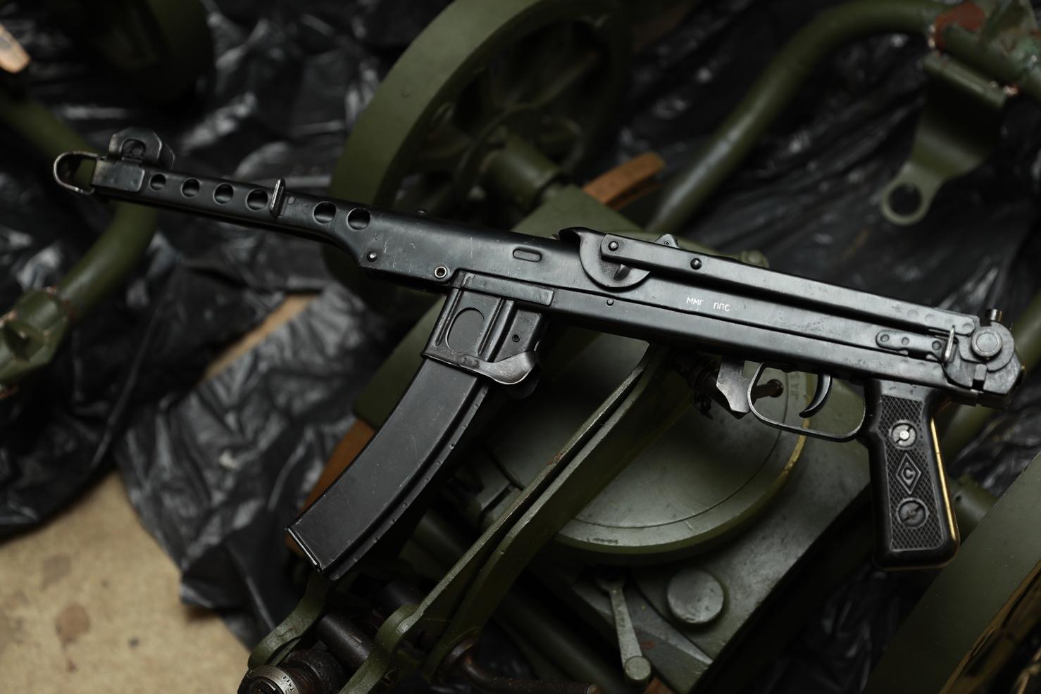Фото ППС 1944 года, №ДА2841, блокадный Ленинград, завод Примус