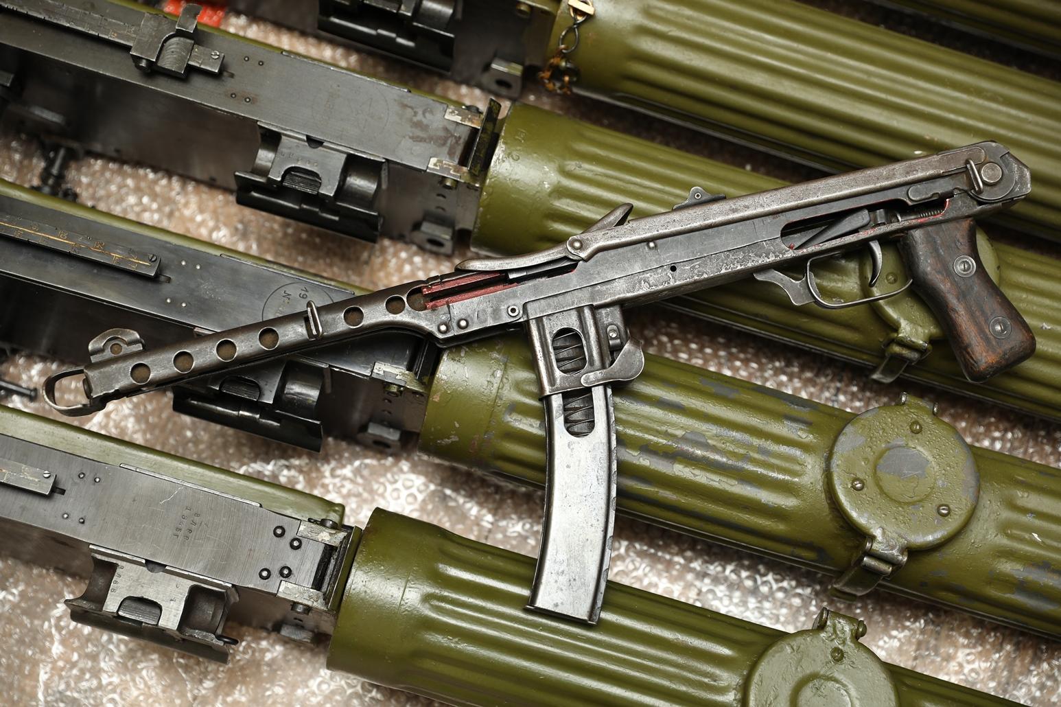 Блокадный ППС-42 №А27950, с клеймом УЧБ