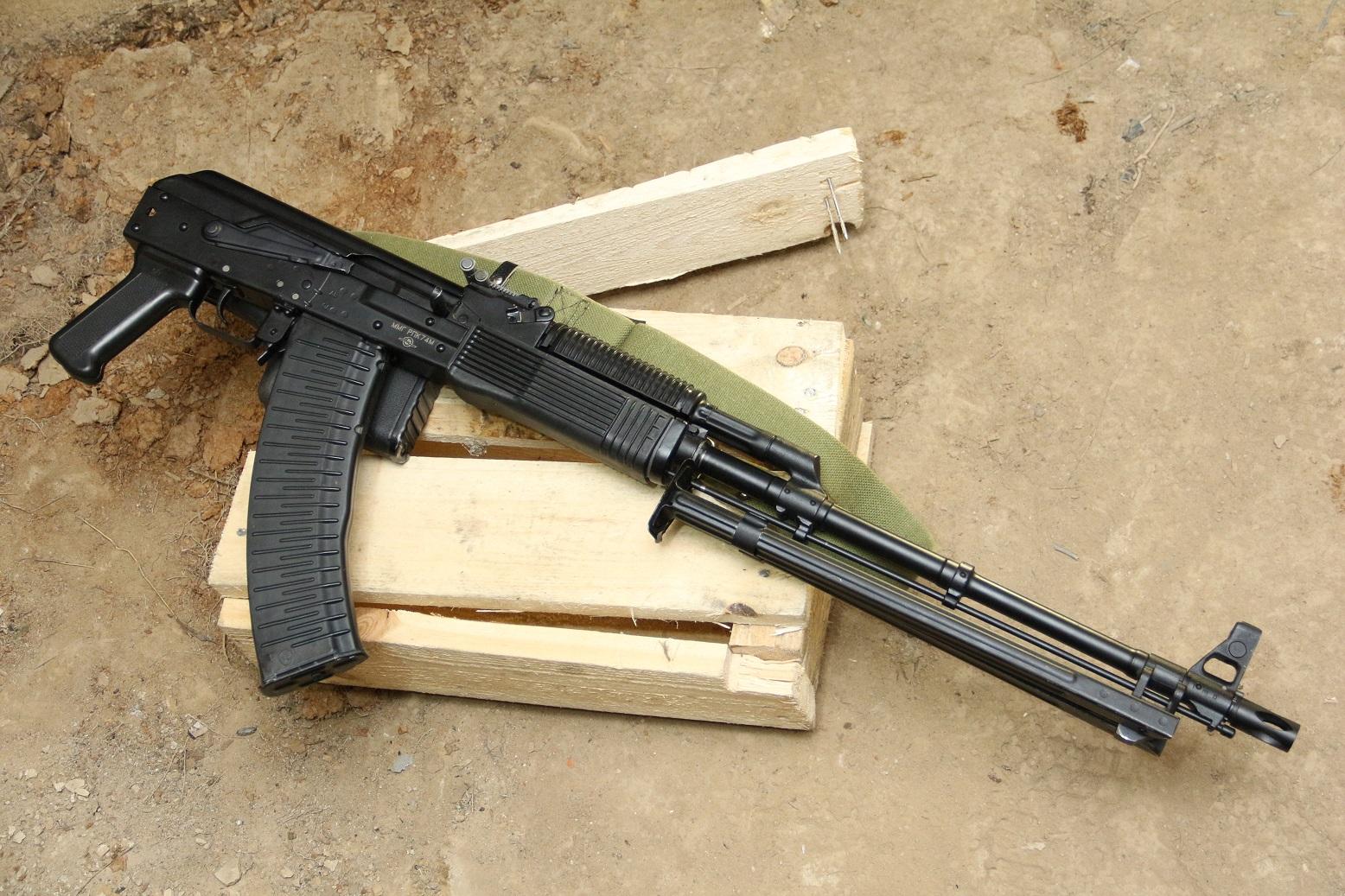 РПК-74М, 2007 год