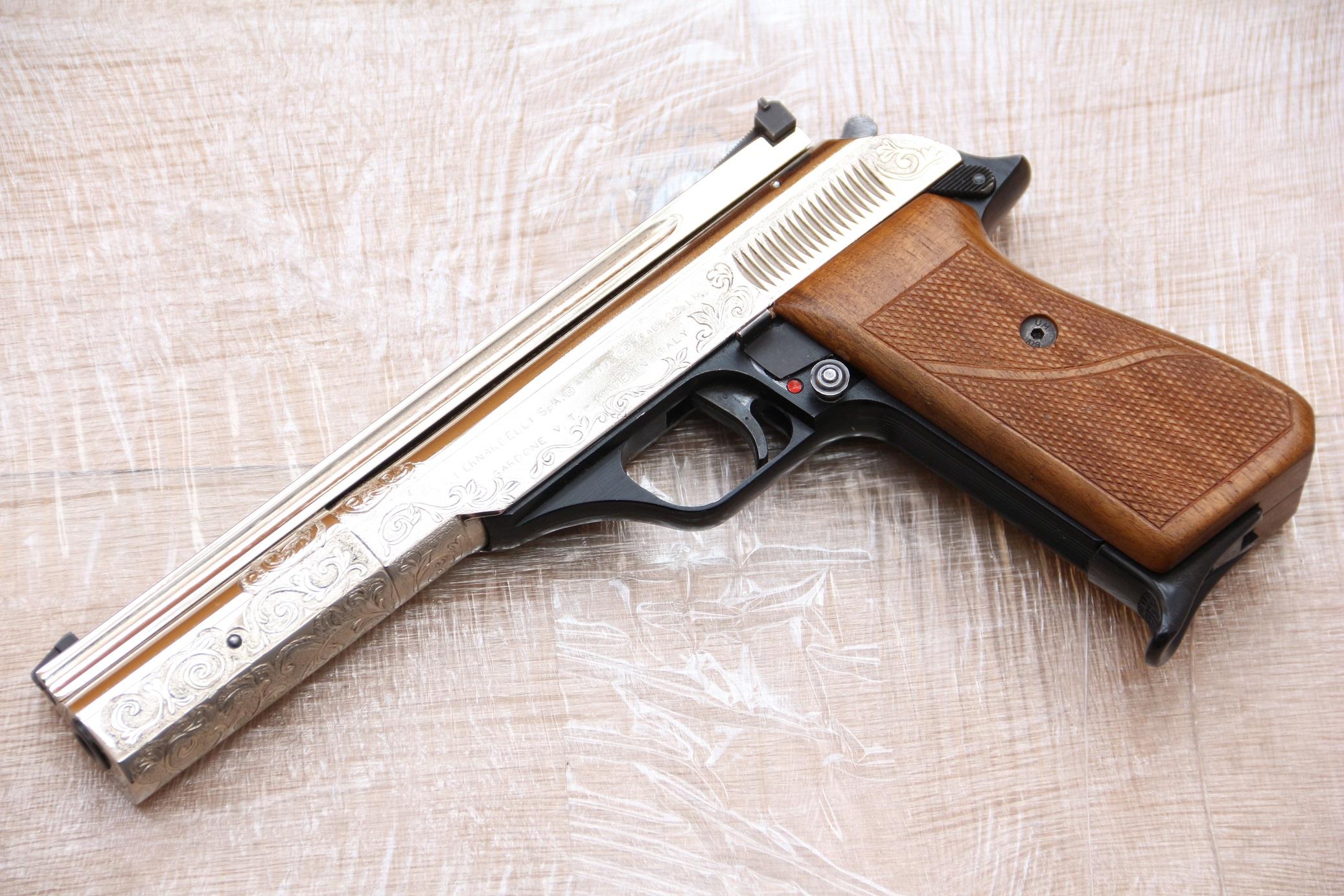 Фото Спортивный пистолет Bernardelli mod 69 cal. 22 lr #32928