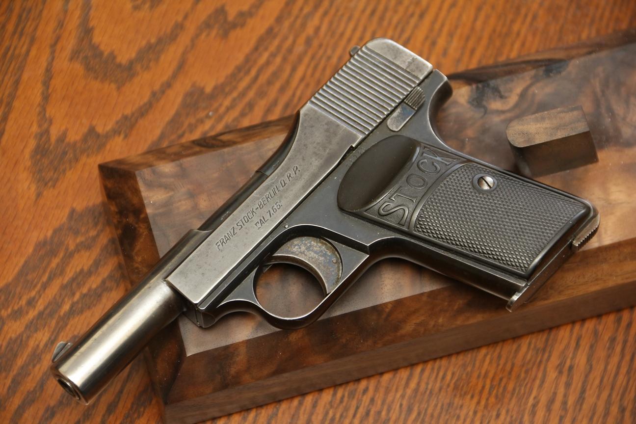 Фото Пистолет Franz Stock 7,65 №13728
