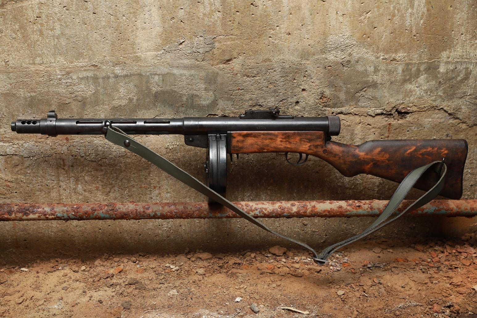 Пистолет-пулемет Suomi-konepistooli M/31 #42634
