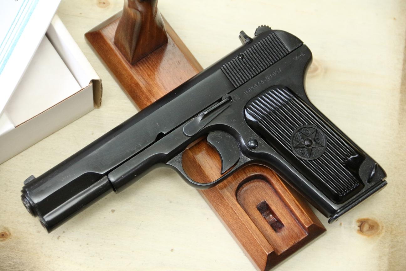 Сигнальный пистолет ТТ-С 1953 года №НА1633