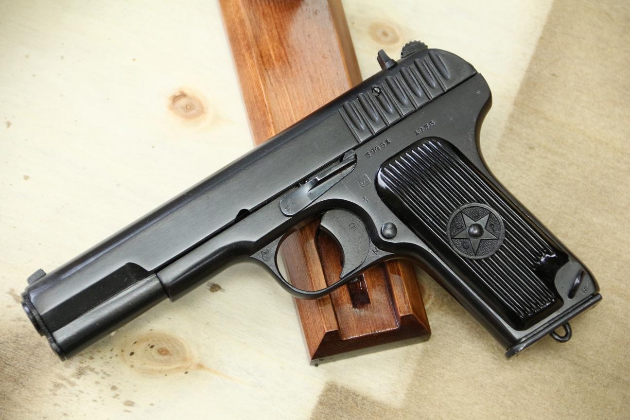 Сигнальный пистолет ТТ-С 1936 года №39451