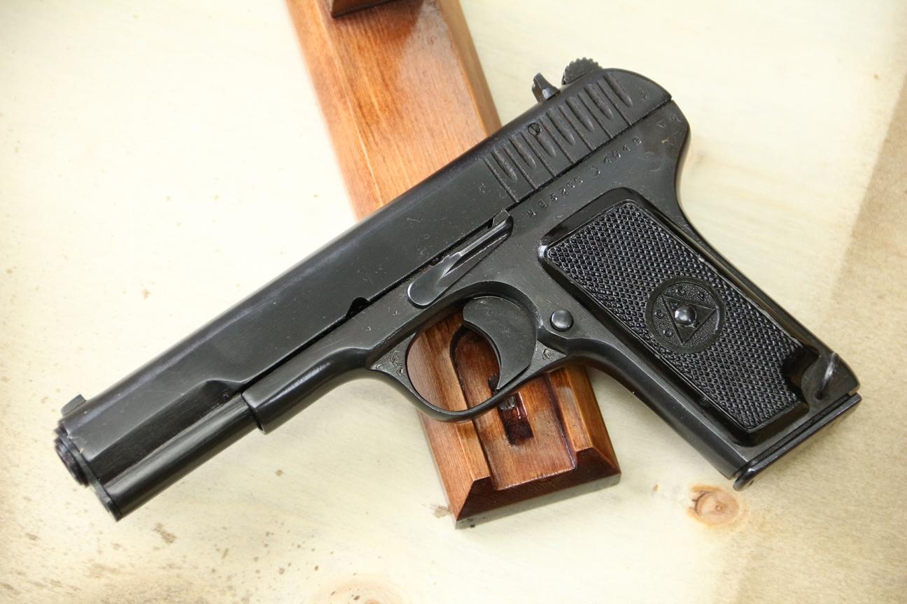 Сигнальный пистолет ТТ-С 1945 года №УЕ3255