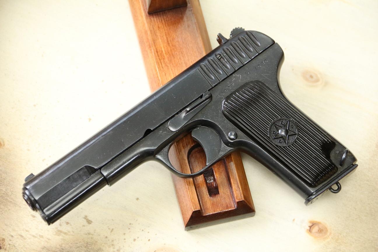 Фото Сигнальный пистолет ТТ-С 1939 года №ИН 997