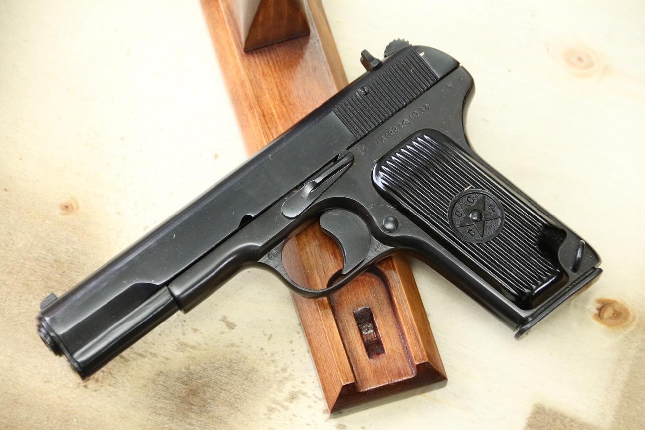 Сигнальный пистолет ТТ-С 1953 года №НА 1223