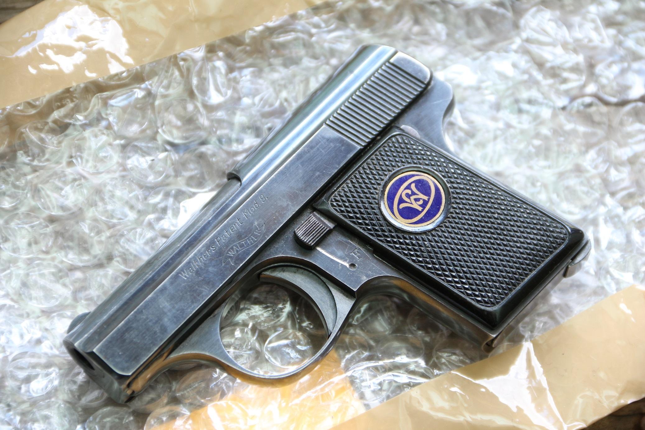 Фото Жилетный пистолет Walther model 9 #440174