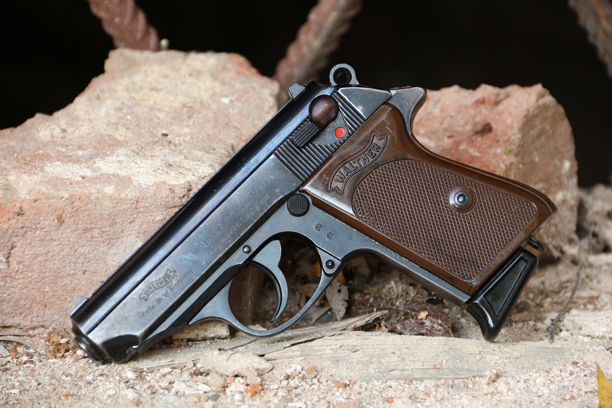 Фото Walther PPK #246603